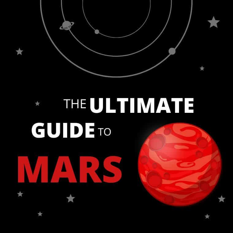 The Ultimate Guide to Mars