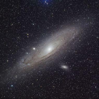 Andromeda Galaxy Facts