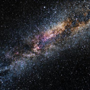 Milky Way Galaxy Facts