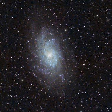 Triangulum Galaxy Facts