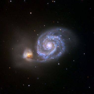 Whirlpool Galaxy Facts
