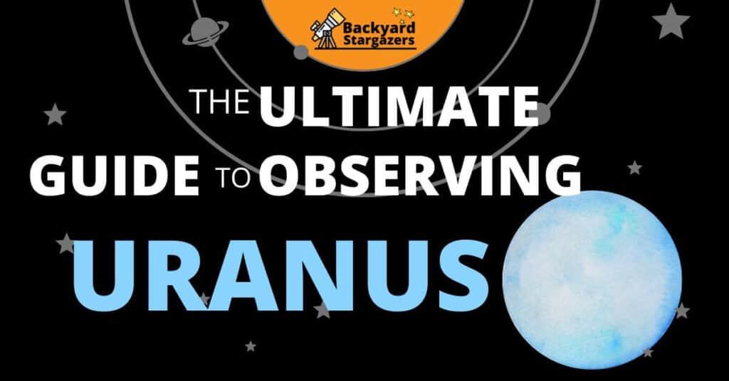 How to See Planet Uranus Through a Telescope